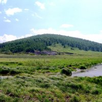 Гора Темир... :: Дмитрий Петренко