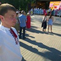 Пеледыш Пайрем в Москве :: Павел Михалев