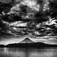 Вулкан Каймон даке :: Slava Hamamoto