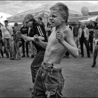 Уличные танцы / 4 / :: Цветков Виктор Васильевич