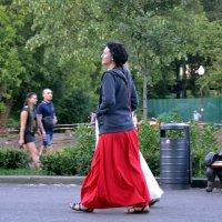 В парке... :: Елена