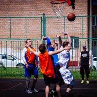 Турнир по стритболу, посвященный Дню России :: Центр Юность
