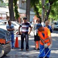 Приятно смотреть, когда кто-то работает... :: Anna Gornostayeva