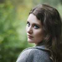 Портрет в лесу :: Ольга Харитонова