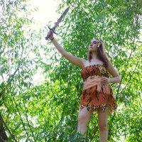 Амазонка с мечом :: Роман Мишур
