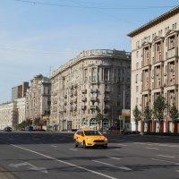 Городской пейзаж :: Alexander Borisovsky