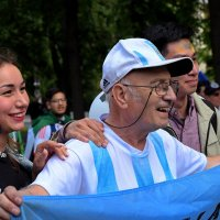 Аргентина ликует! :: Татьяна Помогалова