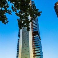 Cuatro Torres Business Area (Испания.Мадрид) :: Игорь