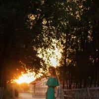 В закатных лучах :: Екатерина Краснова