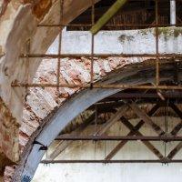 Разрушенный храм :: Оксана Грищенко