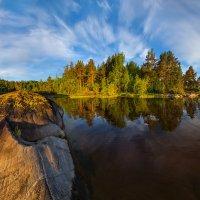 Летний рассвет июня :: Фёдор. Лашков