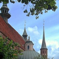 Башни замка Фромборк :: Сергей Карачин