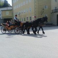 В Зальцбурге... :: mirtine