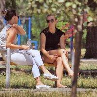 В жаркий полдень... :: barsuk lesnoi