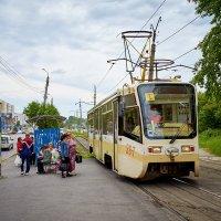 Трамвайчик :: Владислав Левашов