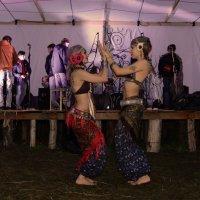 Восточный танец :: Андрей + Ирина Степановы