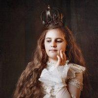 Будущая королева! :: Елена Круглова