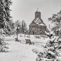 П'ятницька церква. :: Андрий Майковский