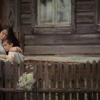 Мама и сын :: Anna Lipatova