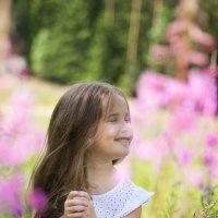 Розовое счастье 2 :: Юлия Яковлева