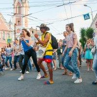 Самарский танцевальный флэшмоб :: delete