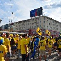 Шведский марш дал результат: Швеция - Мексика 3:0. Екатеринбург. :: Вадим