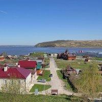 Остров-град Свияжск. :: Larisa
