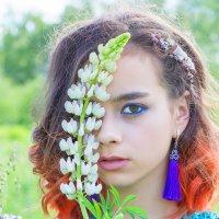 Цвет лета :: Алёна Мацюк