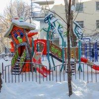 Детский городок :: Сергей Лындин