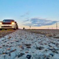 На утренней трассе :: Дмитрий Юдаков