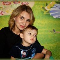 Мам, пошли играть. :: Anatol Livtsov