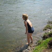 Берега,берега..Закаляйся,если хочешь быть здоров....!)))) :: Любовь Иванова