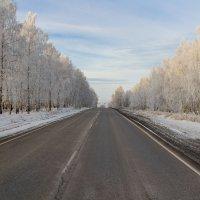 Зимние дороги :: Владимир Субботин