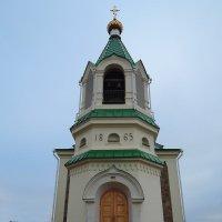 Церковь в Белоруссии :: Александр Сапунов