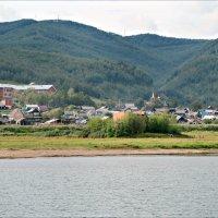 Посёлок Култук на Байкале :: Leonid Rutov