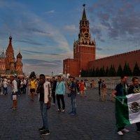 В ожидании чемпиона :: Николай Агапитов