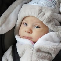 Сонный ребетёнок :: Дмитрий Юдаков