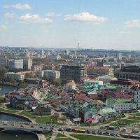 Вид на Верхний город, г. Минск :: Tamara