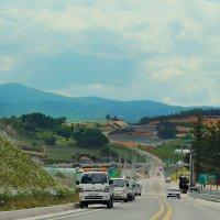 дороги Корея :: ангелина гончарук