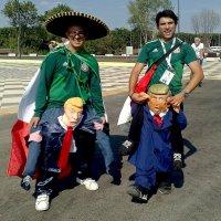 Приехали на саммит Бразилия-Мексика. Самара :: MILAV V