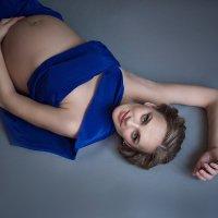 Самая красивая женщина — это беременная женщина! :: Елена Буравцева