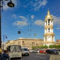 Разный Питер на мобильный. :: Владимир Филимонов