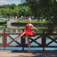 Парковые балетные этюды :: Ирина Лепнёва