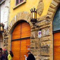 Впервые во Флоренции :: Vanda Kremer