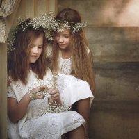 Две сестрички :: Ирина Беленкевич