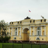 Здание на сенатской площади. :: sav-al-v Савченко