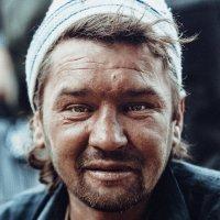 Портрет бездомного :: Юлия Летняя