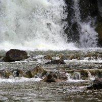 Беловский водопад :: Vlad Сергиевич