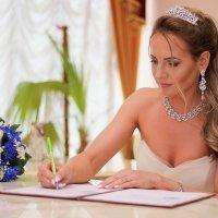 Невеста :: Наталья ХХХХХ