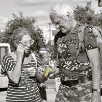 Консервированный патриотизм... Социальный портрет... Canned patriotism... A social portrait... :: Сергей Леонтьев